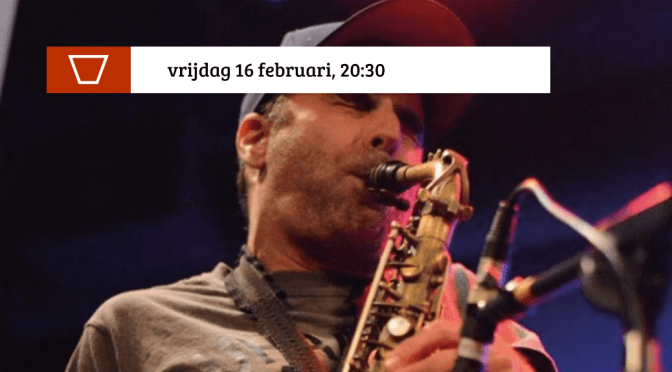 Joris Teepe presents: NYCTG – David Binney | De Oosterpoort